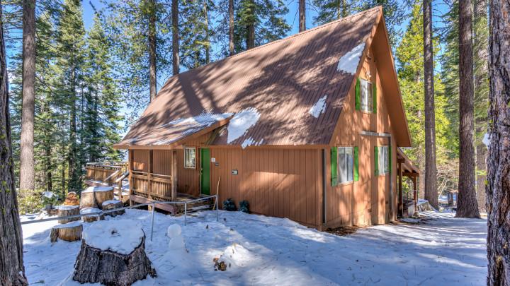Yosemite Vista